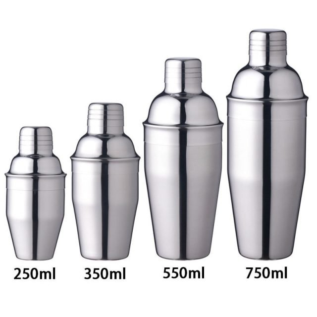 Cocktail Shaker 250/350/550/750ml