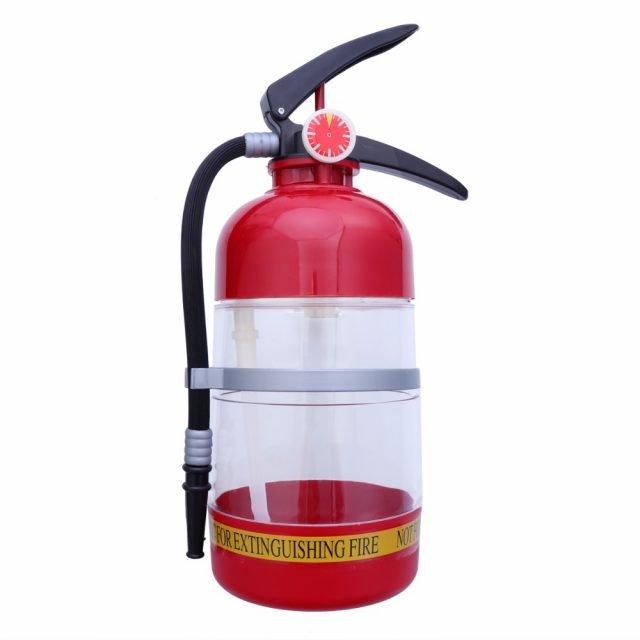 Fire Extinguisher Drink Dispenser 1500ml