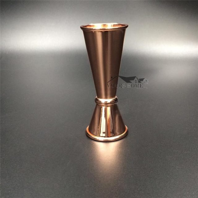 Cocktail Jigger 30-60ml Silver/Copper/Gold/Black