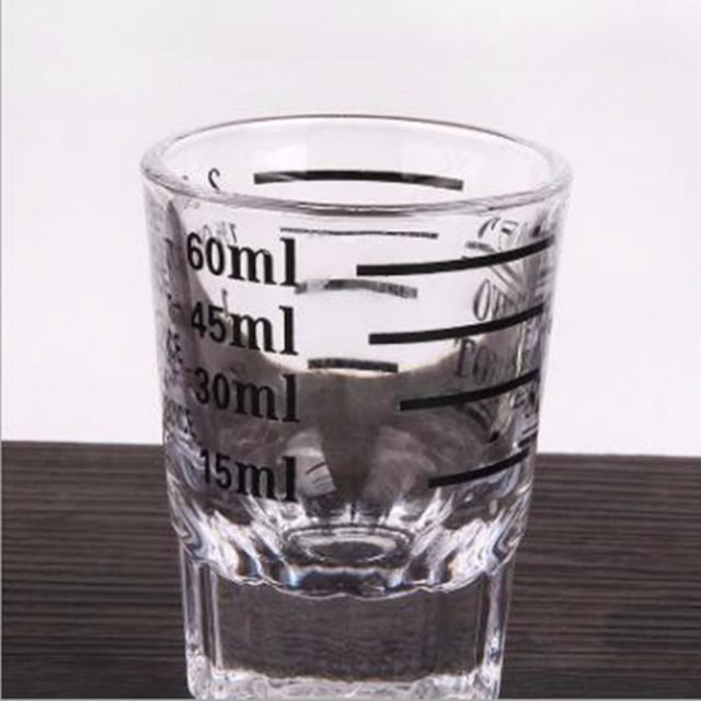 Glass Measuring Cup 45/60ml