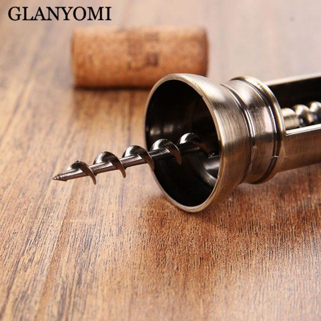 Vintage Zinc Alloy Corkscrew (2 Designs Available)