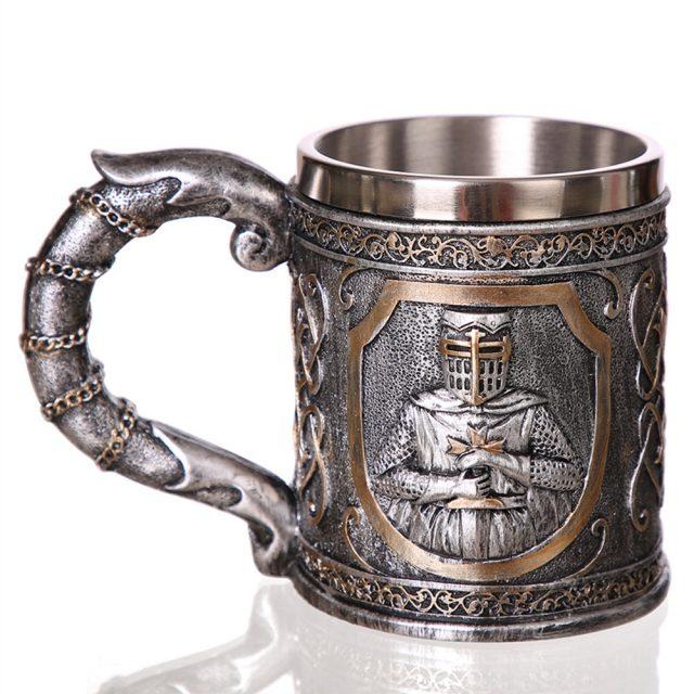 Viking Warrior Mug