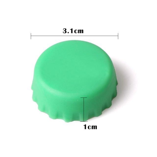 Bottle Caps 6PCS Set