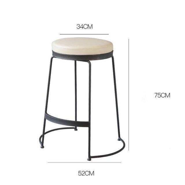 Nostalgic Bar Chair (6 Models Available)