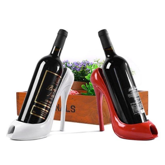 Stiletto Wine Bottle Holder