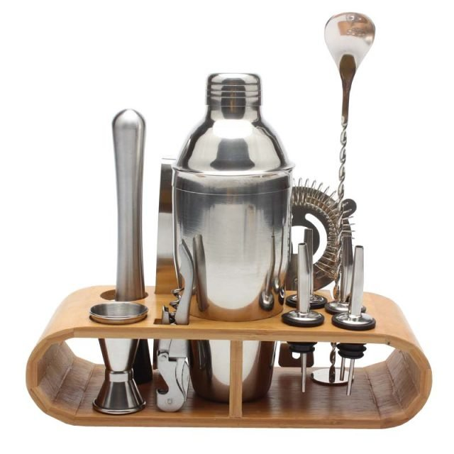 Barware and Cocktail Shaker Sets 750ml/600ml