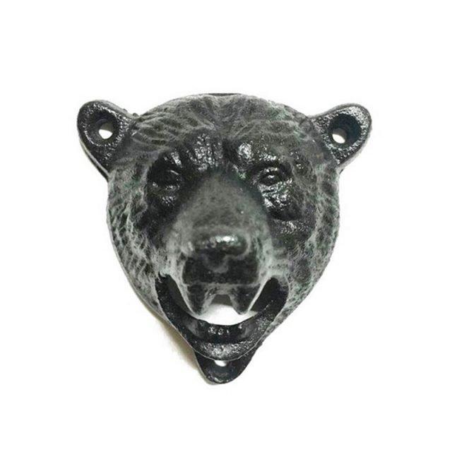 Bear Wall-Mounted Opener