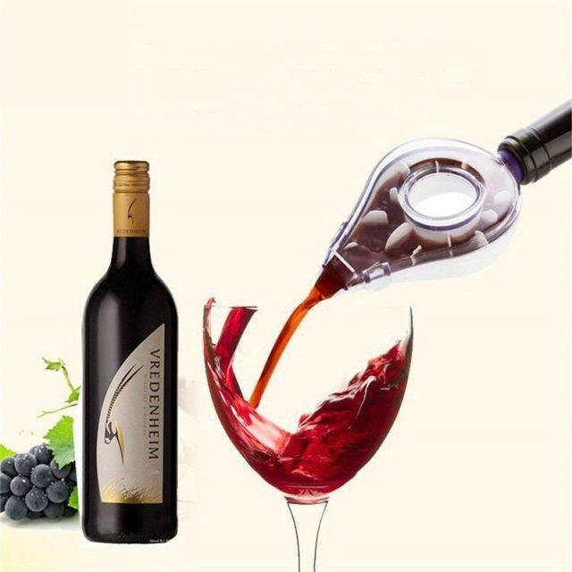 Design Wine Aerator Decanter