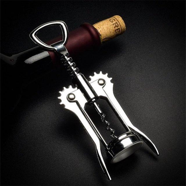 SELUNA Stainless Steel Corkscrew