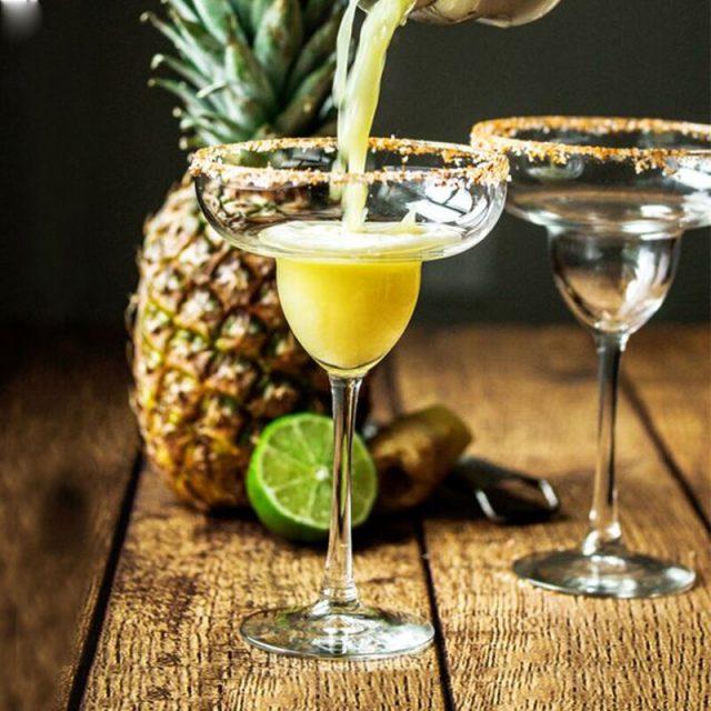 2PCS Margarita Cocktail Glasses
